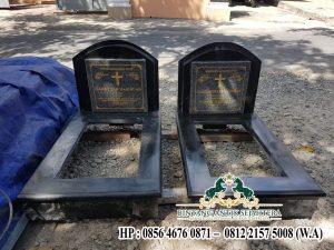 Jual Makam Granit Murah, Jual Makam Kristiani