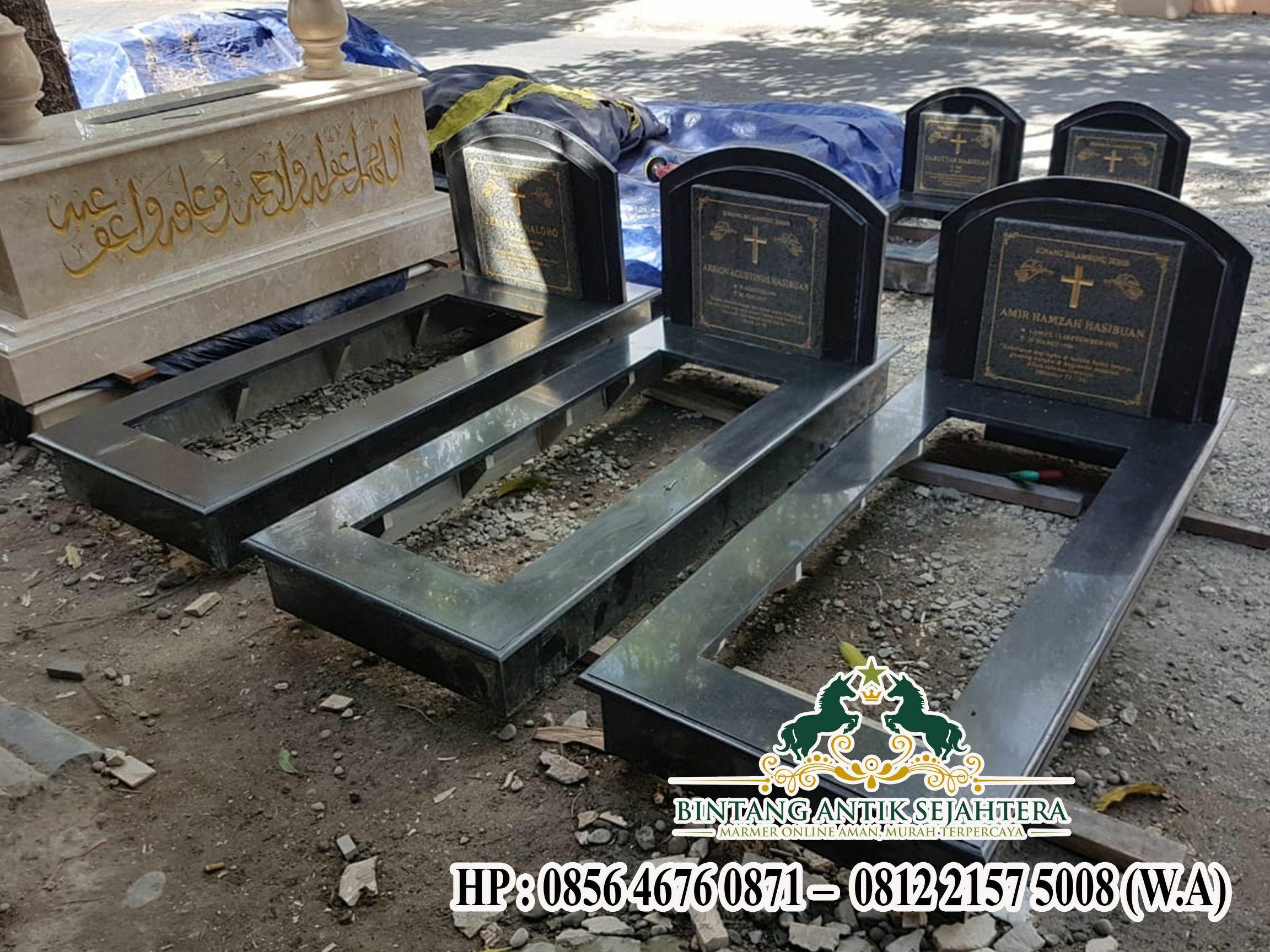 Jual Kijing Kristen | Model Kuburan Kristen Minimalis