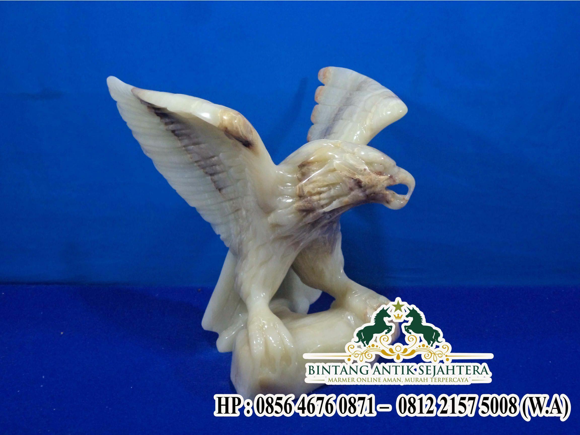 Jual Patung Burung Elang Onyx