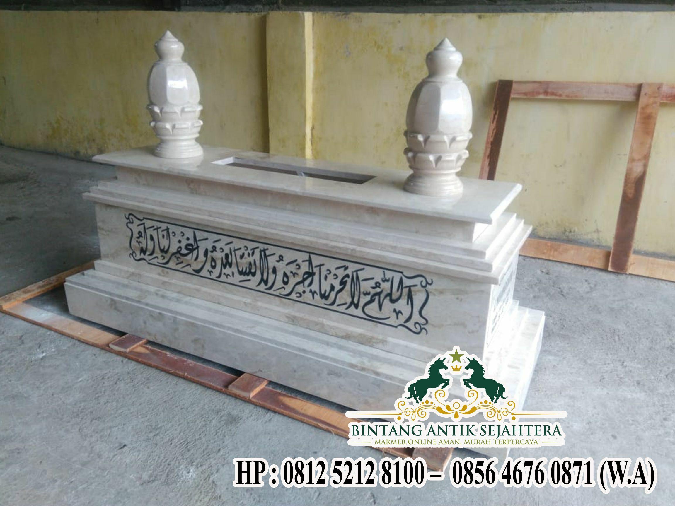 Makam Marmer Terbaik | Model Kuburan Marmer