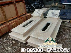 Jual Makam Bahan Marmer Murni Kediri Model Makam Terlengkap
