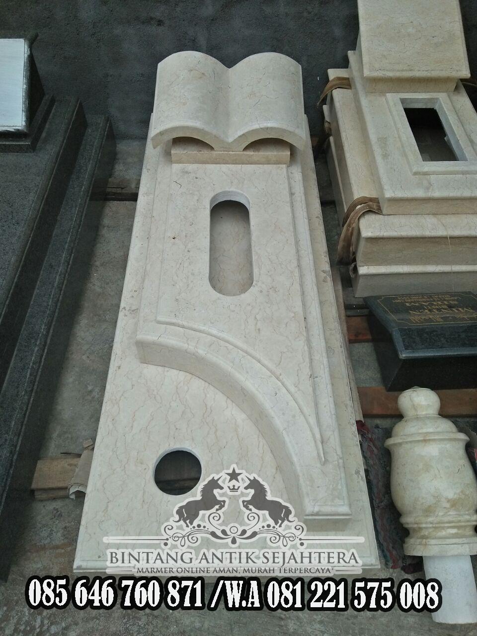 Kijing Makam Marmer, Makam Batu Marmer