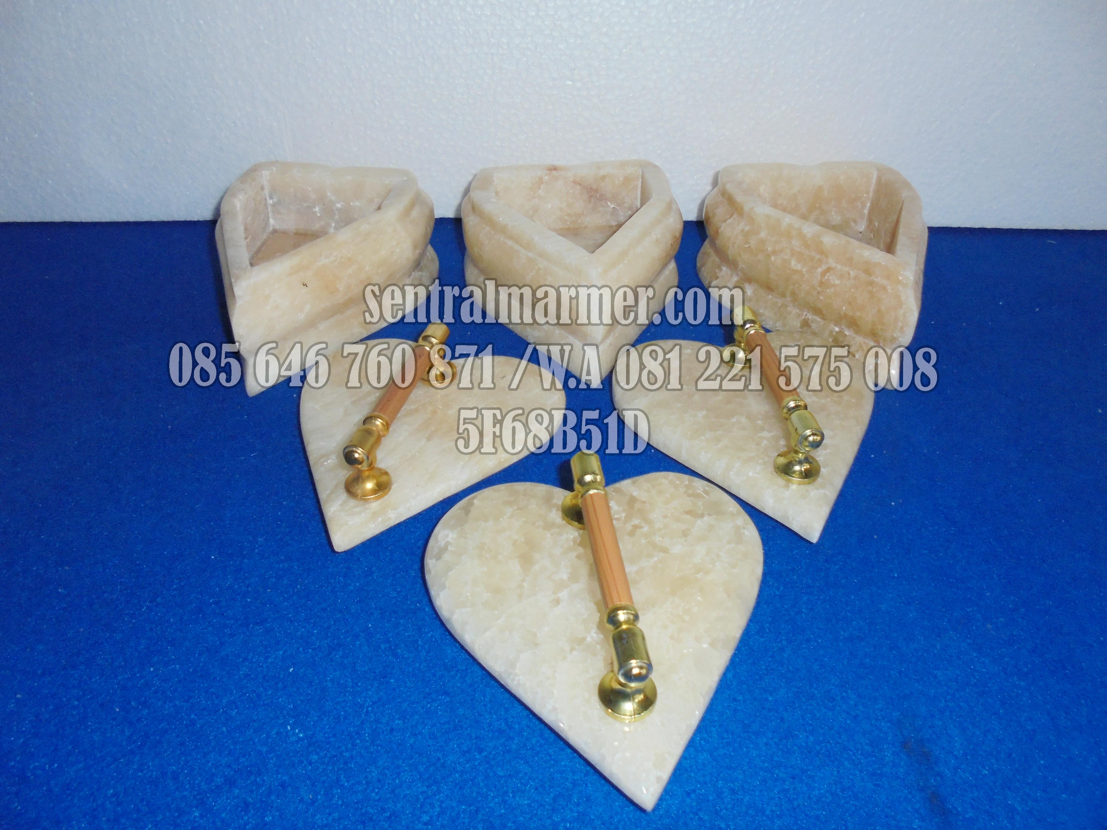 Kotak Perhiasan Batu Marmer, Jual Kotak Perhiasan