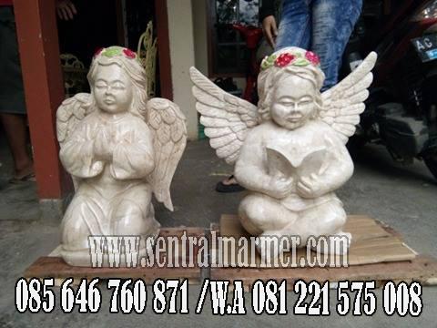 Patung Malaikat Untuk Kuburan || Pabrik Patung