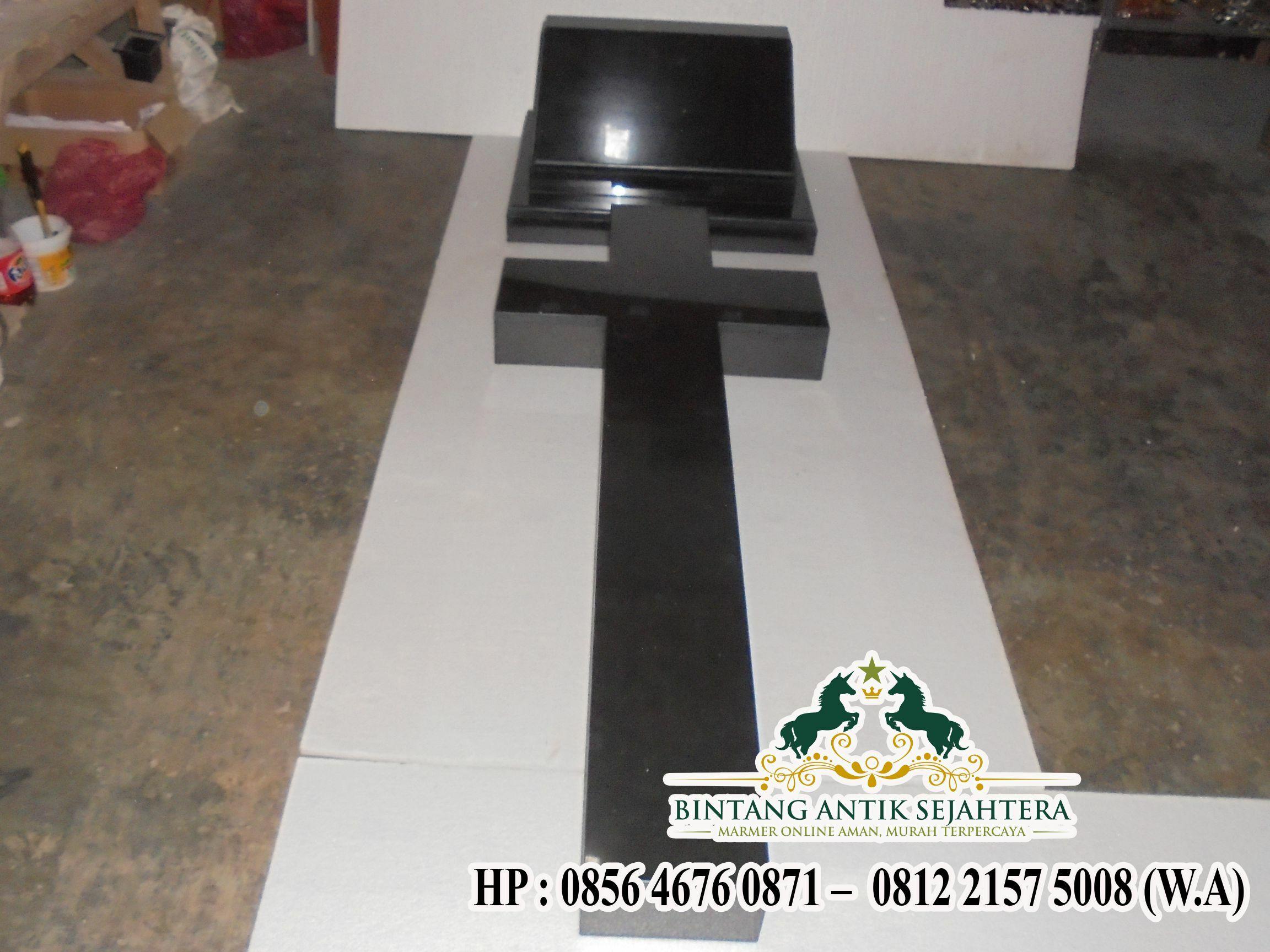 Jual Makam Granit Model Salib