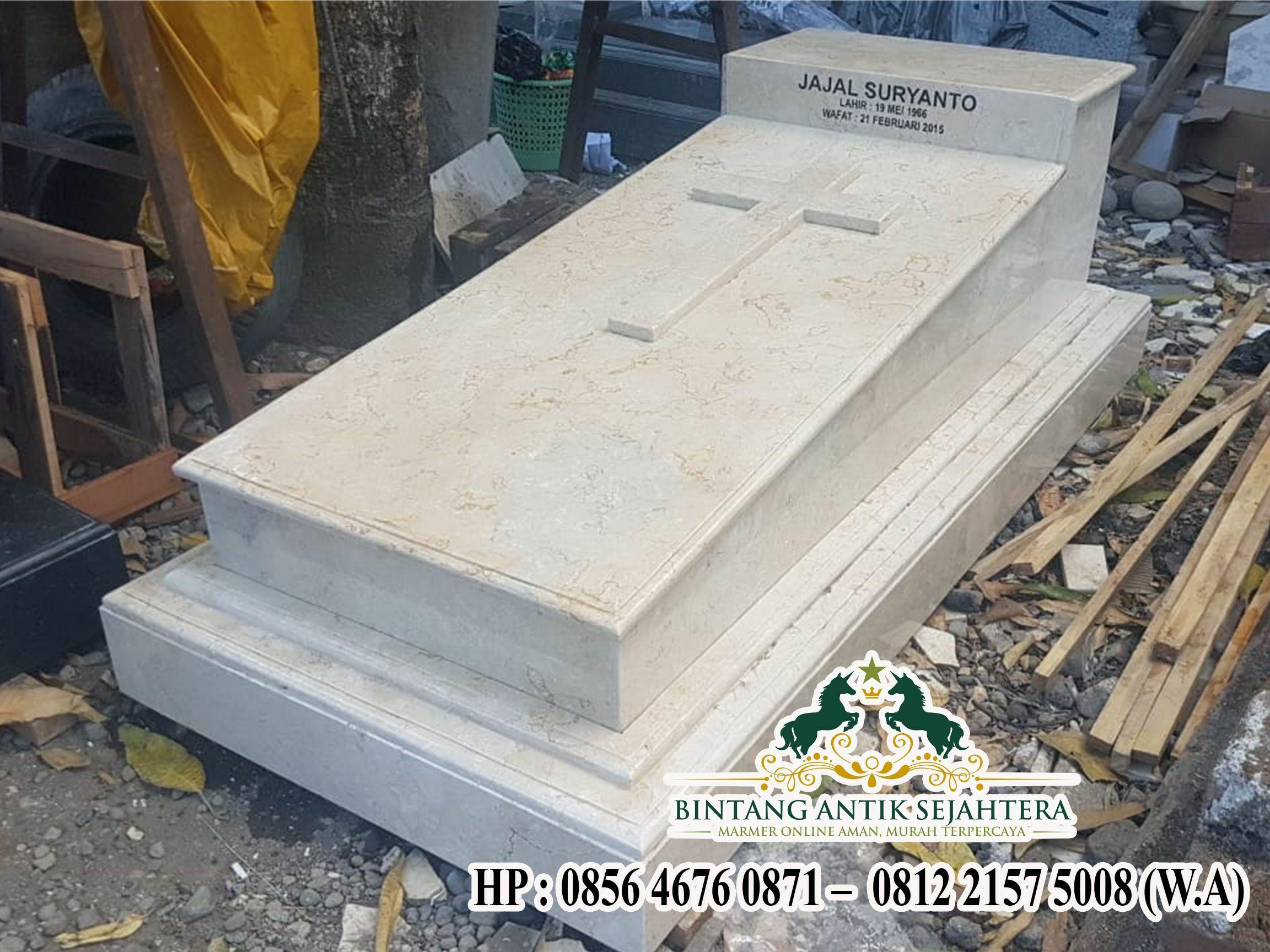 Model Makam Kuburan Kristen Minimalis