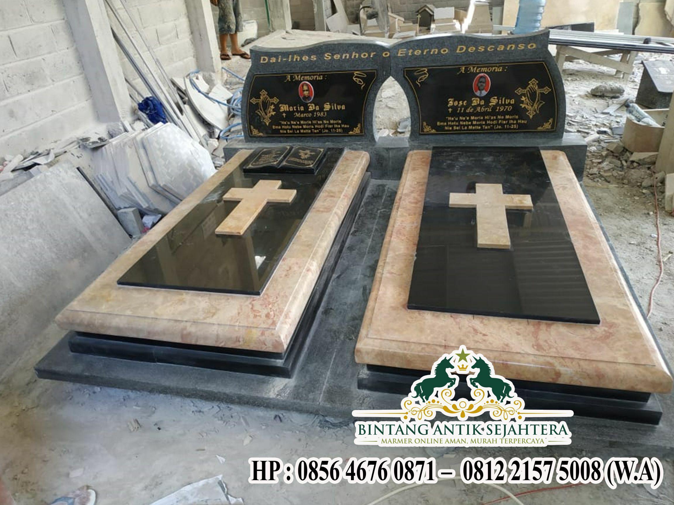 Jual Model Makam Kristen Terbaru