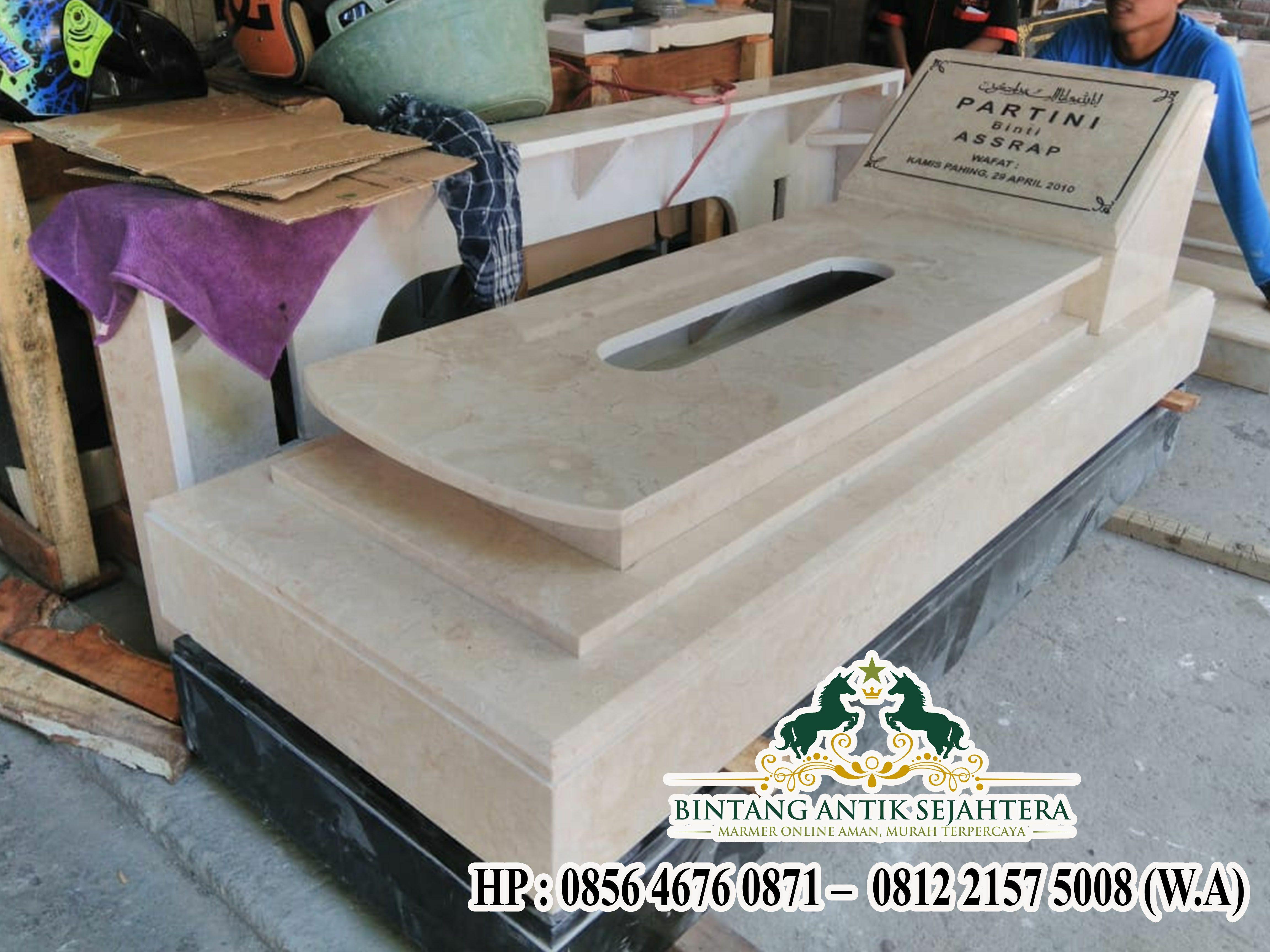 Jual Kijing Kuburan Marmer | Makam Marmer Berkualitas