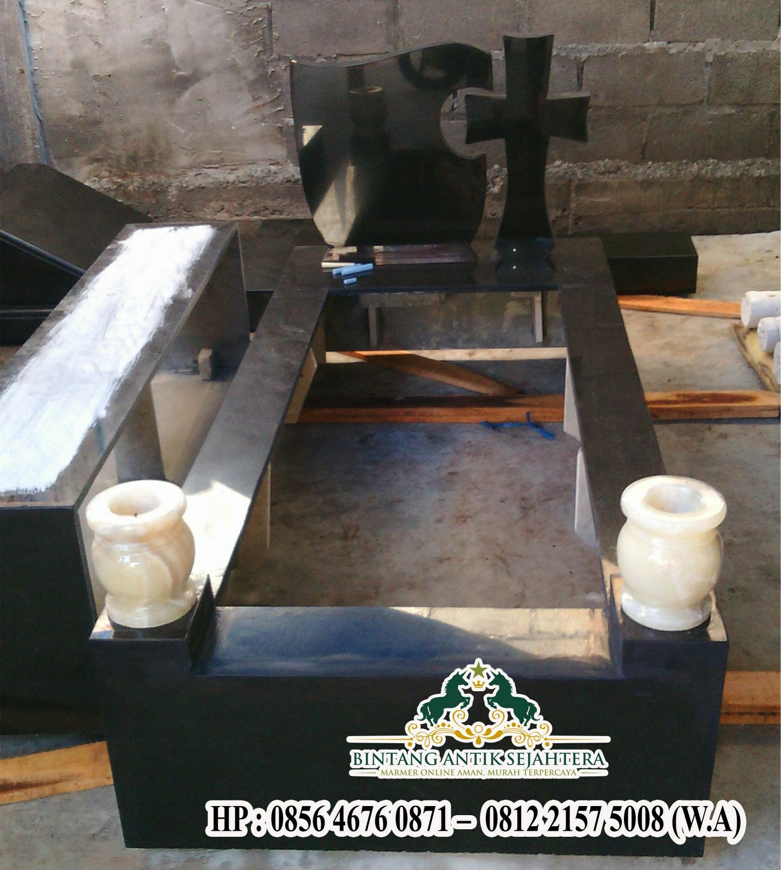 Model Makam Kristen Minimalis   Jual Makam Kristen Granit