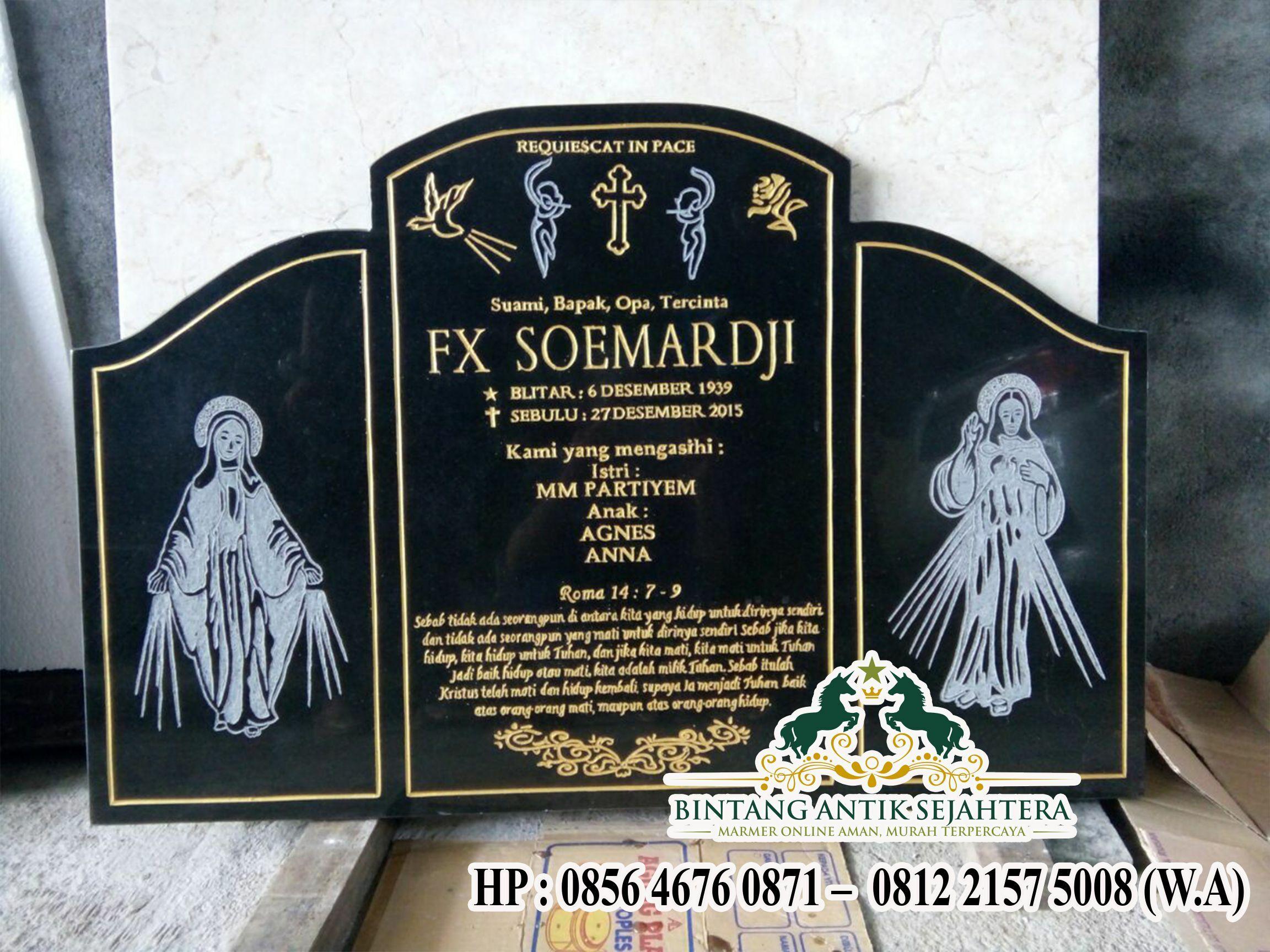 Bongpay Granit | Harga Bongpay Murah | Model Bongpay Kristen