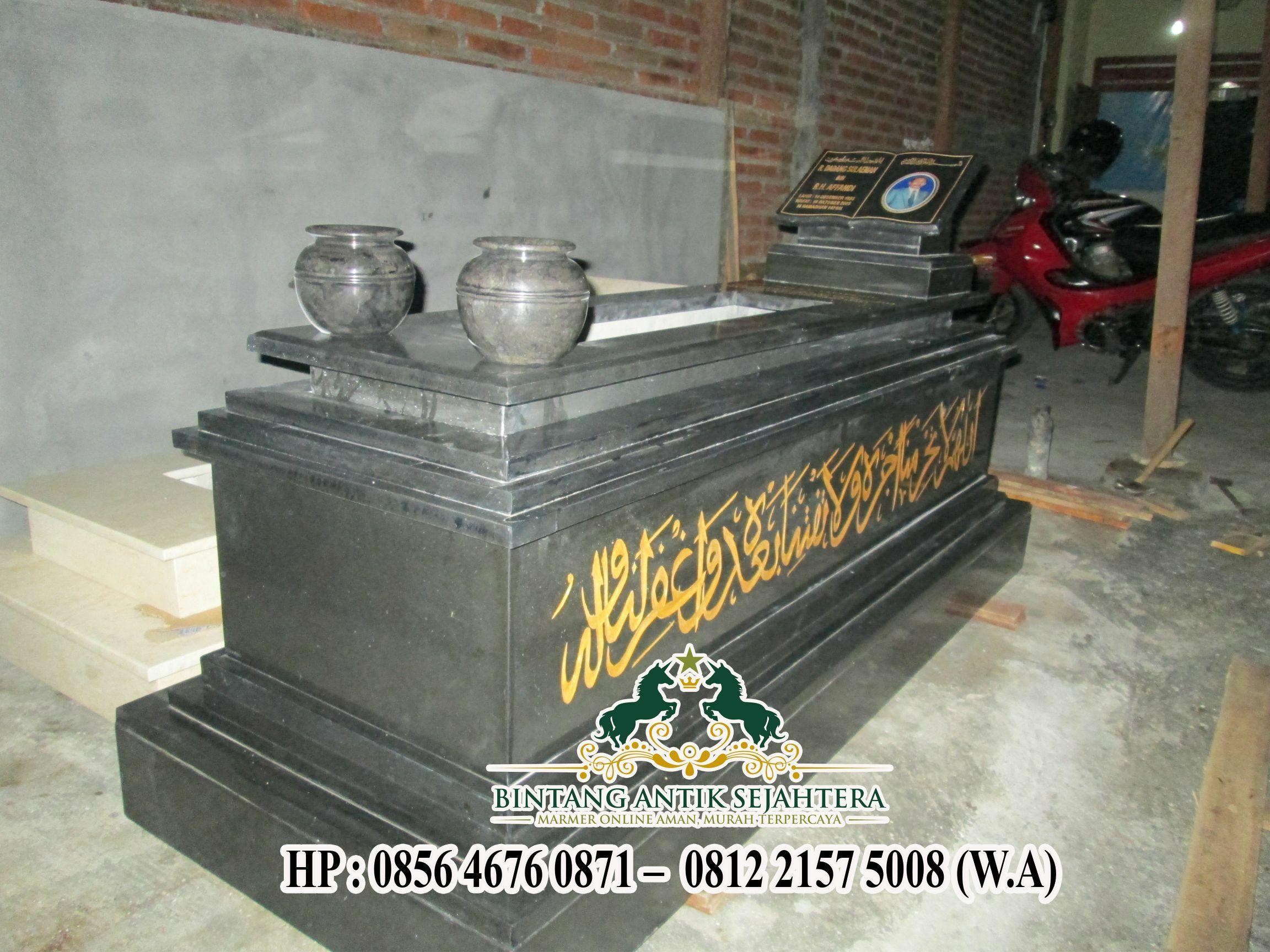 Jual Makam Batu Granit | Model Kijing Islam | Contoh Makam Kijing Granit