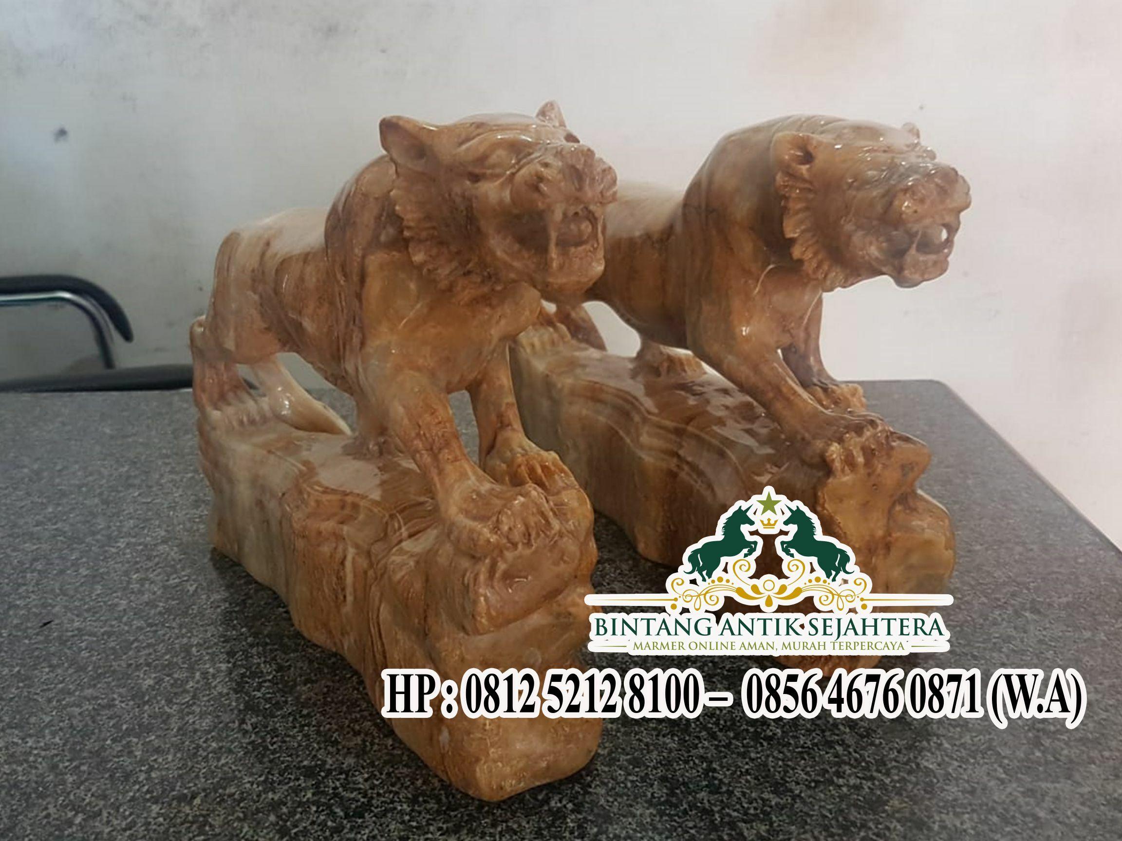 Jual Patung Singa Onyx Murah