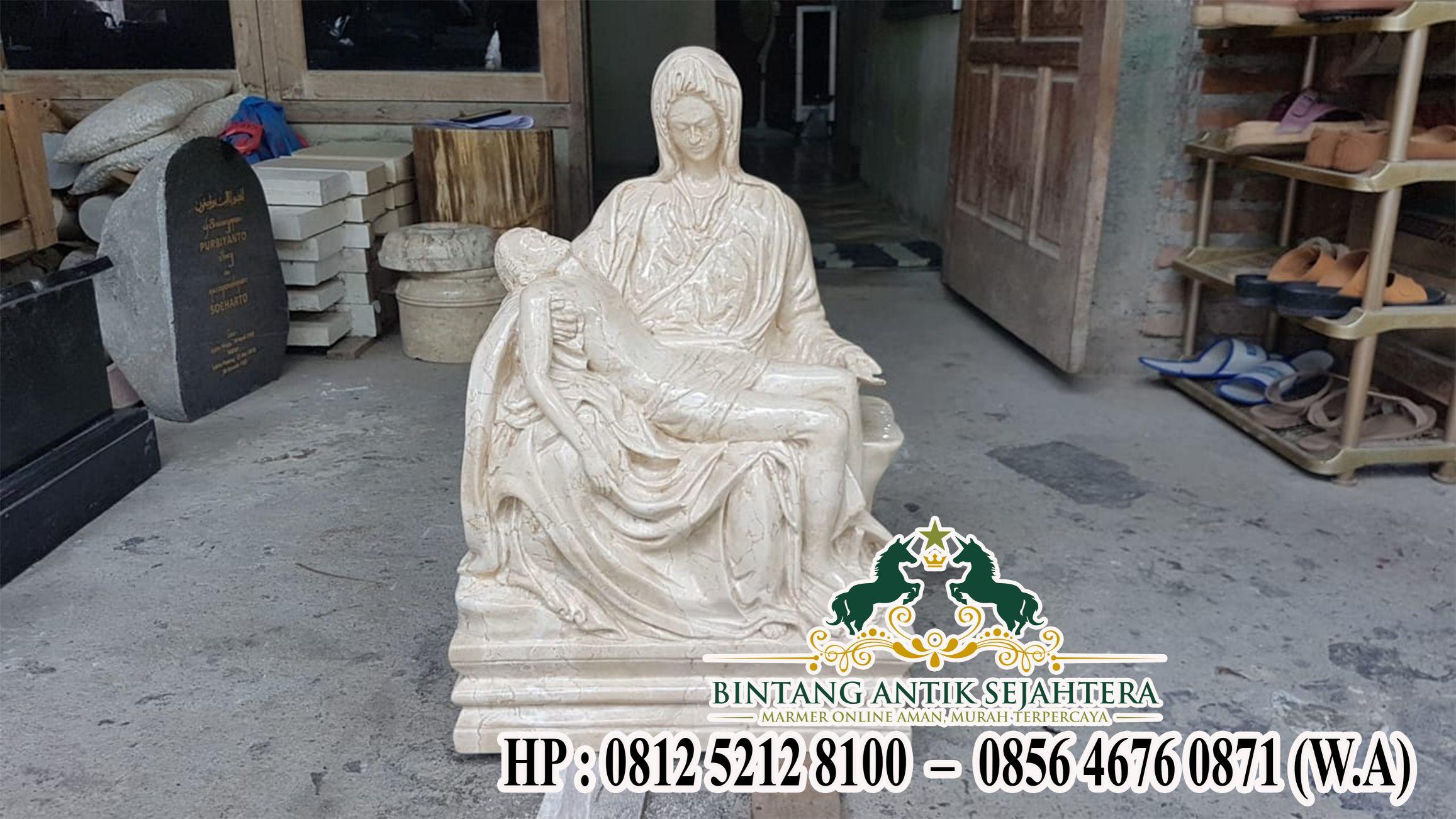 Jual Patung Pieta Marmer Jember Model Patung Terbaru