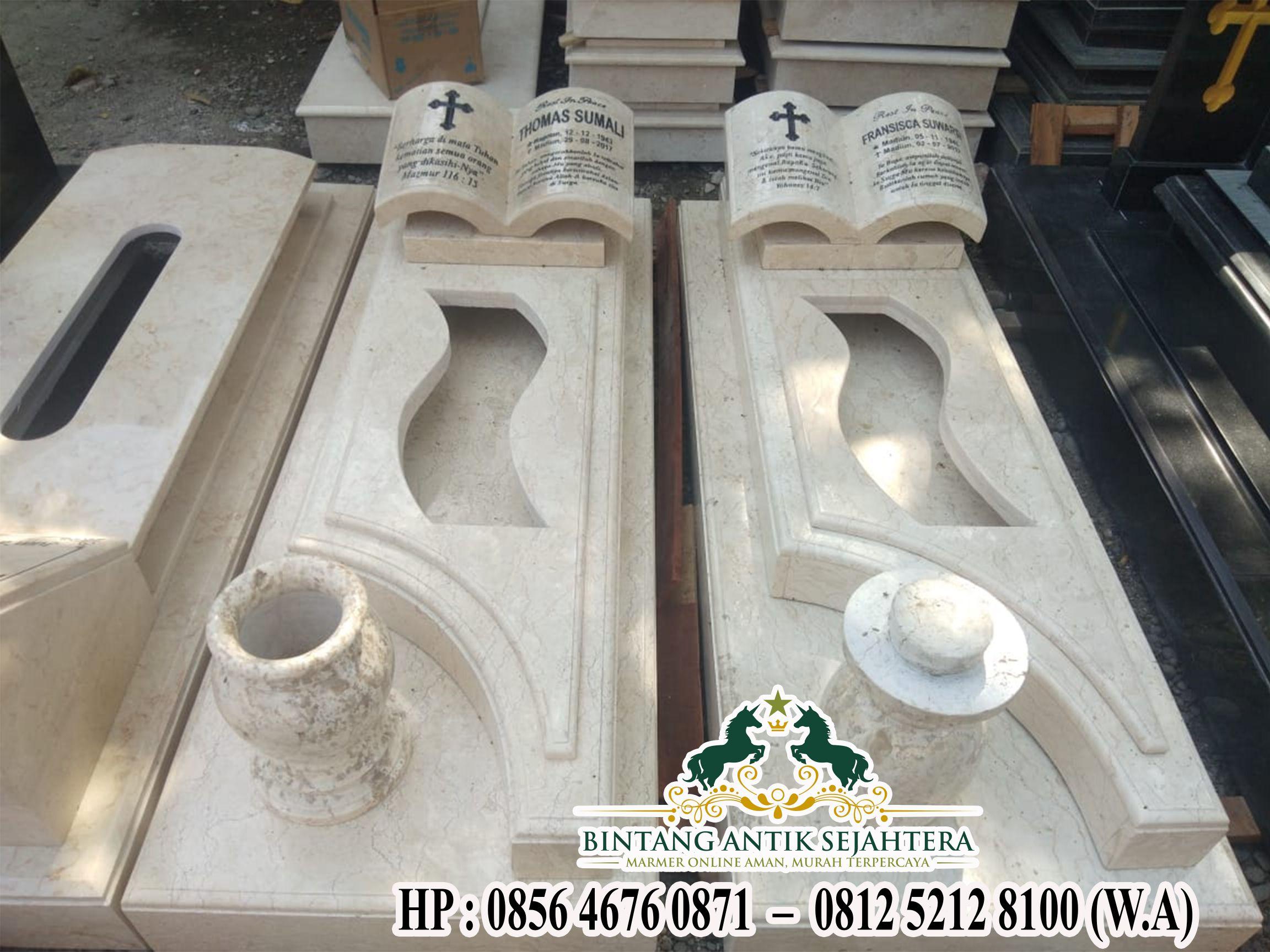 Makam Marmer Tulungagung | Model Makam Minimalis Terbaik