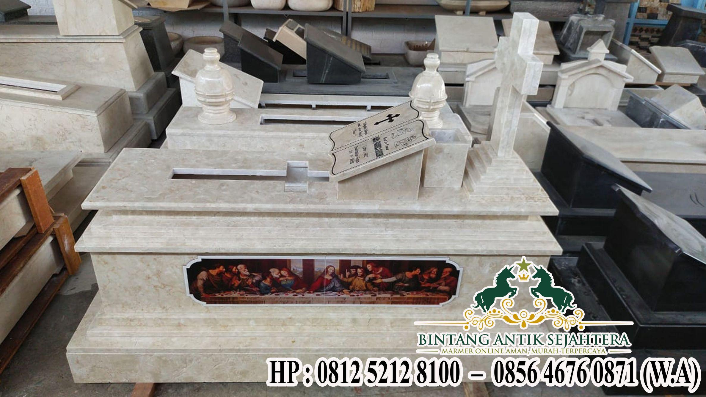 Makam Mamer dengan Perjamuan   Sentral Pengrajin Makam