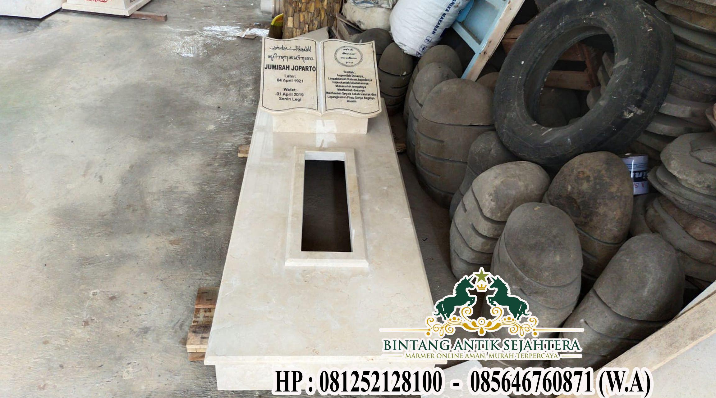 Contoh Makam Muslim Marmer dan Granit Berkualitas